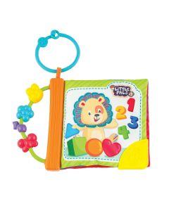 Sensoryczna książeczka dla niemowląt Smily Play Mali Kumple - zdjęcie 1