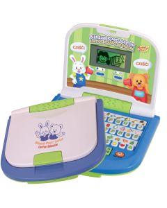 Edukacyjny laptop interaktywny Smily Play dwujęzyczny - zdjęcie 1