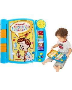 Książeczka interaktywna mówiąca Smily Play - zdjęcie 1