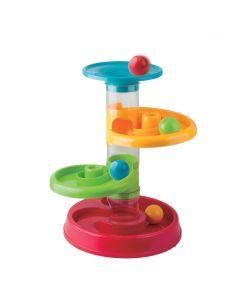 Zjeżdżalnia dla piłeczek wieża Smily Play - zdjecie 1