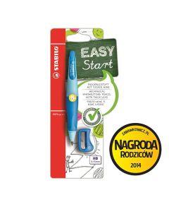 Ołówek automatyczny do nauki pisania Easy Start + temperówka dla leworęcznych