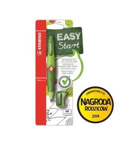 Ołówek automatyczny do nauki pisania Easy Start + temperówka dla praworęcznych