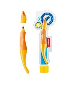 Pióro kulkowe dla dzieci Stabilo Easy start 0.5mm żółte L