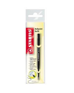 Wkład do długopisu Stabilo smartball, easyball, com4ball czarny 0,5mm