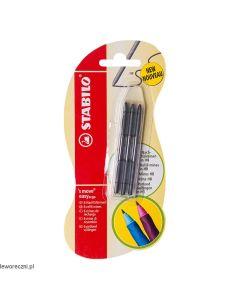Grafity wkłady do ołówka STABILO EASY ergo 3.15mm HB 6 szt. - zdjęcie 1