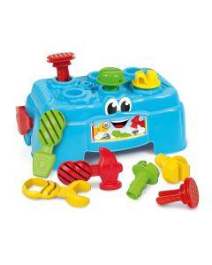 Stolik małego majsterkowicza Clementoni - Zdjęcie 1