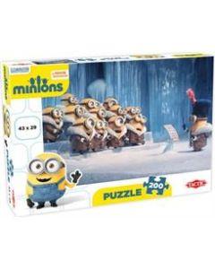 Minionki epoka lodowcowa Tactic Puzzle 200el - zdjęcie 1