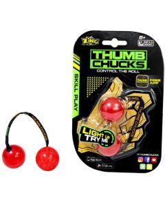 EDP THUMB CHUCKS rozpędzone coolki zabawka zręcznościowa  - zdjęcie 1