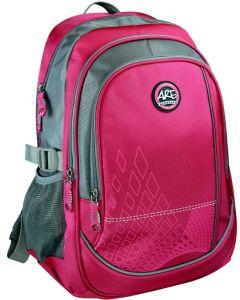 Plecak szkolny sportowy damski Are Titanum różowy - zdjęcie 1