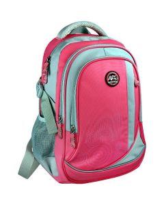 Plecak szkolny sportowy damski Are Titanum jasnoróżowy- zdjęcie 1