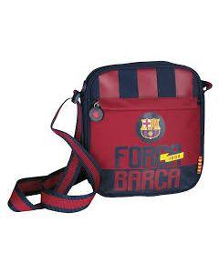 Torba saszetka na ramię męska Astra FC Barcelona 81 - zdjęcie 1