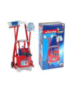 Wózek do sprzątania Vileda Klein zabawka dla dzieci - zdjęcie 1