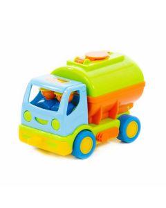 """Samochód z cysterną """"Moja pierwsza Ciężarówka"""" Wader"""