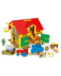 Farma ze zwierzątkami play house Wader