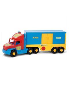 Ciężarówka kontener super truck Wader 78 cm - zdjęcie 1