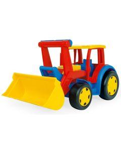 Traktor gigant spychacz Wader