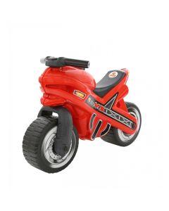 Jeździk motor Wader czerwony