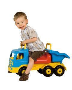 Jeździk samochód ciężarowy Wader premium 71 cm