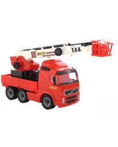 Straż pożarna Volvo Wader