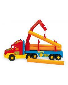 Super truck budowlany Wader 78 cm