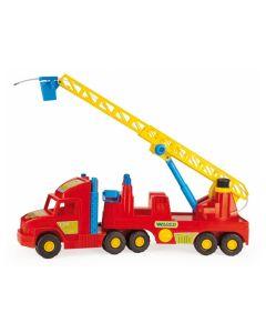 Straż pożarna super truck Wader 78 cm