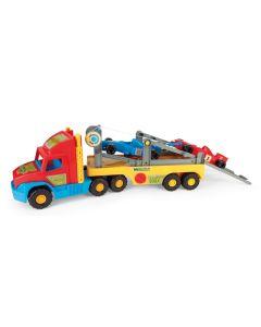 Super truck z formułą 1 Wader 78 cm
