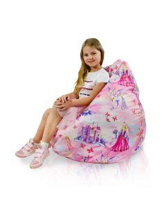 Worek sako dla dzieci design Princess - zdjęcie 1