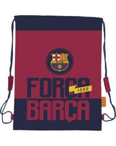 Worek na buty lub strój gimnastyczny FC Barcelona - zdjęcie 1