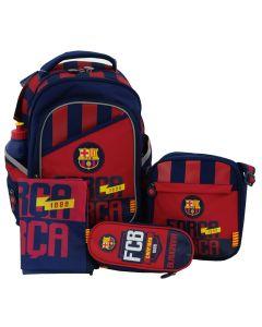 Wyprawka szkolna FC Barcelona 5w1 zdjęcie 1