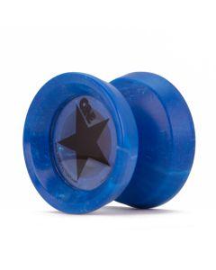 Yoyo one star YoyoFactory niebieskie jojo - zdjęcie 1