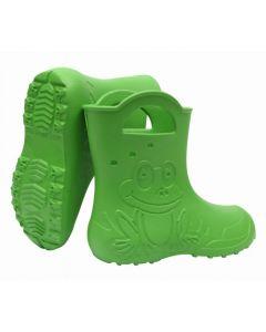 Kalosze dziecięce Zetpol Eva Frog zielone