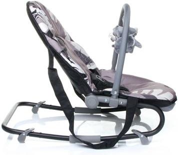 Leżaczek niemowlęcy 4baby Jungle z wibracją