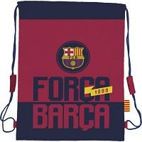 Worek na buty lub strój gimnastyczny FC Barcelona
