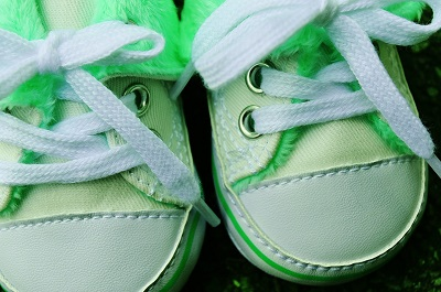 Kiedy buty dla dziecka?