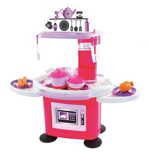 Zabawkowe kuchnie