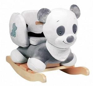 Zabawka na biegunach Nattou Panda Loulou