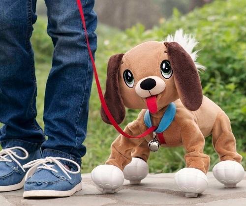 Innowacyjna zabawka - piesek interaktywny dla najmłodszych pociech, która bawi i uczy odpowiedzialności