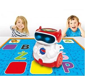 Zabawki edukacyjne dla chłopca