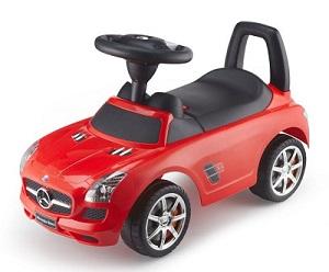 Jeździk pchacz Mercedes