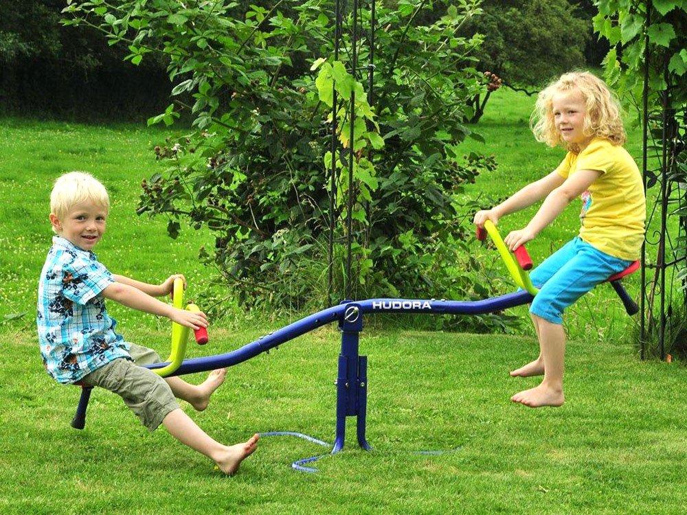 Hudora Huśtawka ogrodowa na plac zabaw