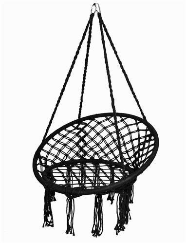 Huśtawka wisząca fotel bocianie gniazdo