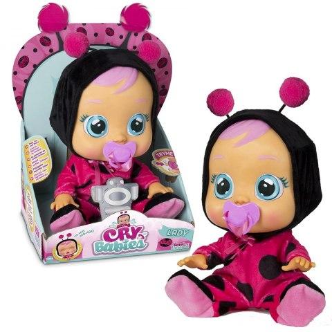 Lady Cry Babies TM Toys płaczący bobas