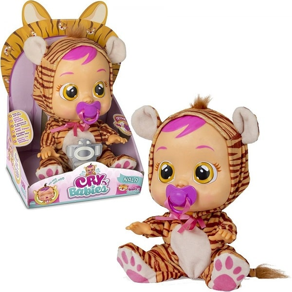 Nala Cry Babies TM Toys płaczący bobas