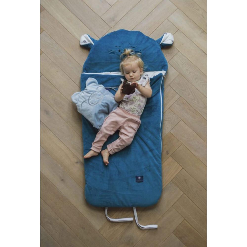 Kidpsace śpiwór dla dziecka do przedszkola