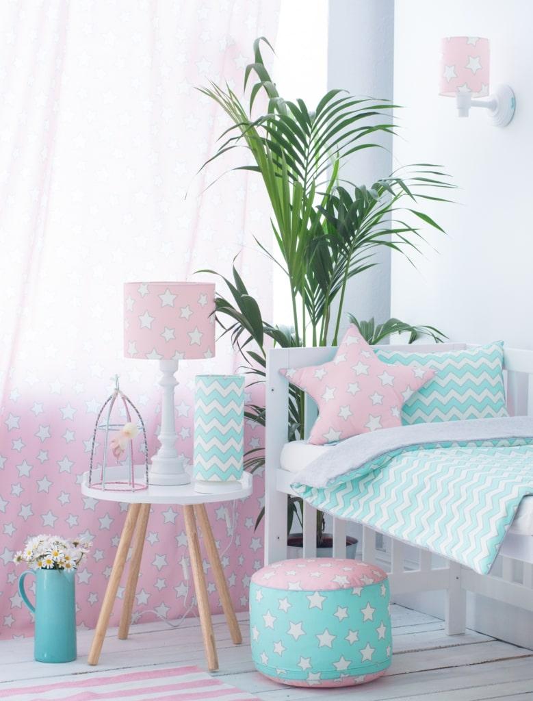 Lampa stojąca Lamps&Co pink star