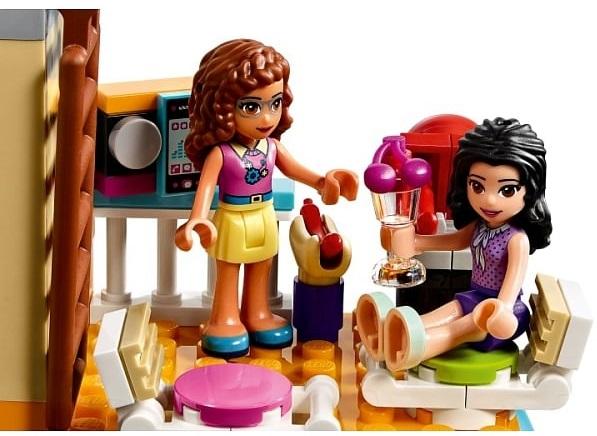 Dom przyjaźni Lego Friends 41340