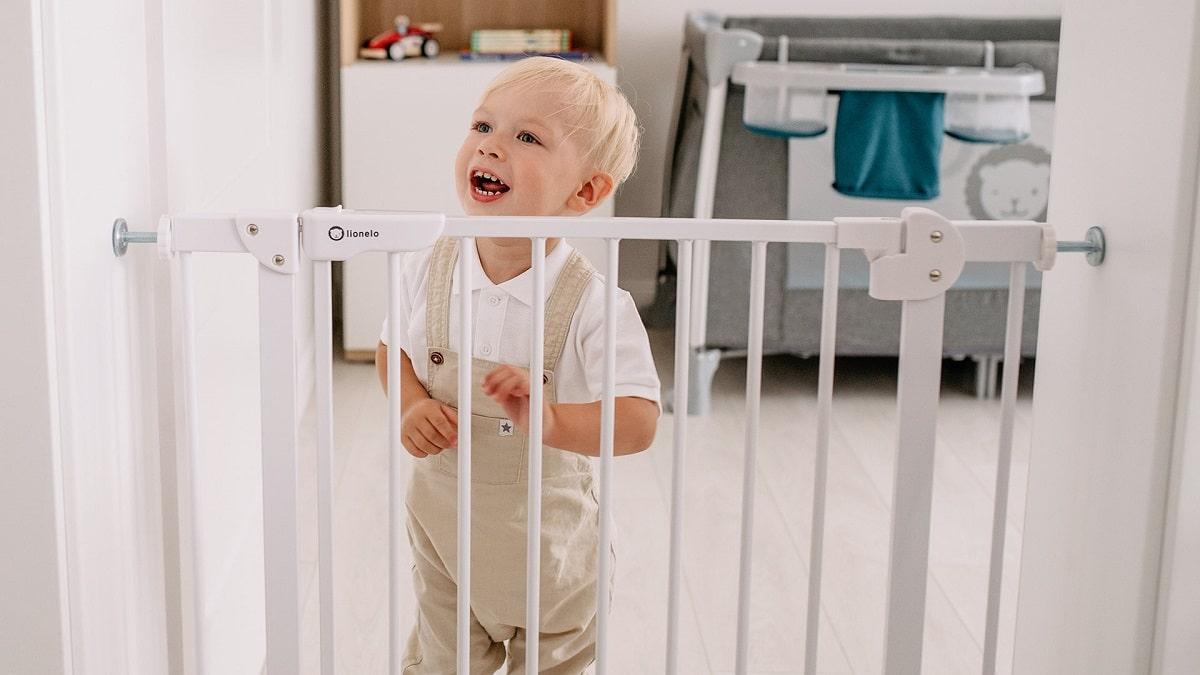 Barierka ochronna dla dzieci