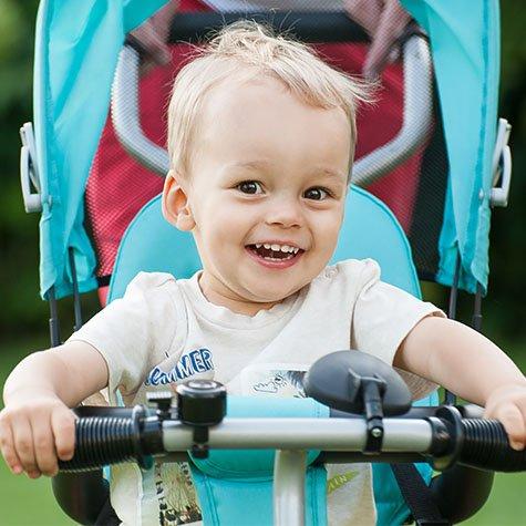Rowerek trójkołowy Lionelo dla 3 latka, 4 latka i 5 latka