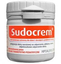 Sudocrem - krem barierowo-ochornny dla dzieci i dorosłych