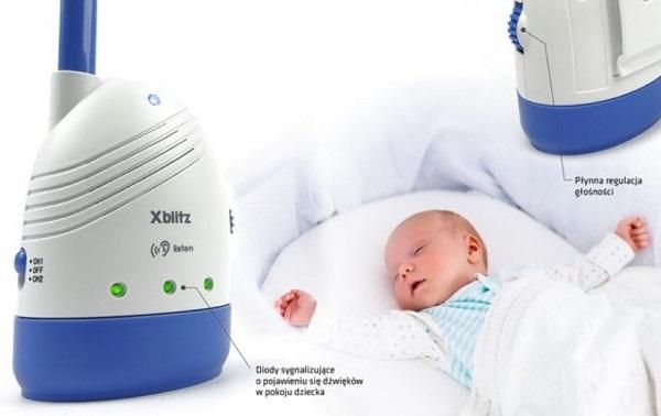 Elektroniczna niania Xblitz Baby Sound
